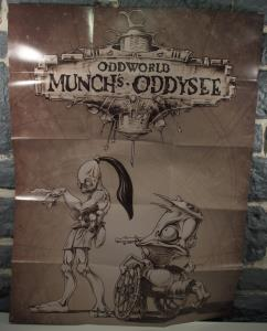Oddworld - Munch's Oddysee HD (Collector's Edition) (10)