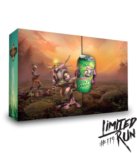 Oddworld - Munch's Oddysee HD (Collector's Edition) (Box)