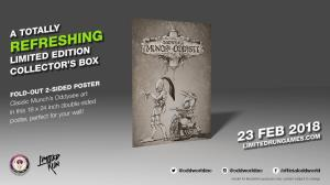 Oddworld - Munch's Oddysee HD (Collector's Edition) (Content 5)