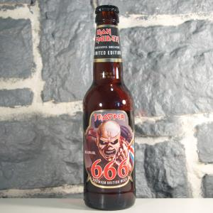 Trooper 666 Limited Edition beer (01)