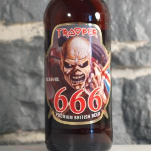 Trooper 666 Limited Edition beer (02)