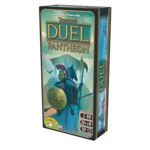 7 Wonders Duel - Pantheon (cover)