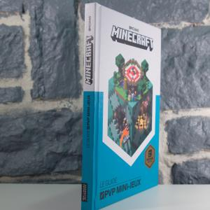 Minecraft, le guide officiel PVP Mini-Jeux (02)