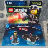 Lego Dimensions : Fun Pack - Bad Cop (FRA NEUF Jouet Autres)