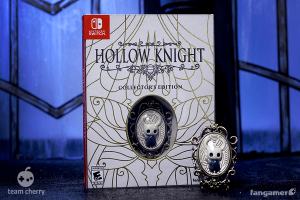 Hollow Knight Collector's Edition (fangamer 01)