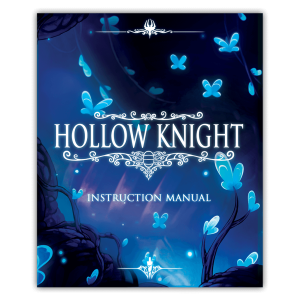 Hollow Knight Collector's Edition (fangamer 12)