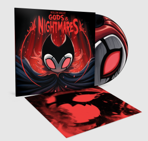 Hollow Knight- Gods  Nightmares (Original Soundtrack) by Christopher Larkin (cover 01)