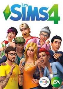 The Sims 4 (cover)